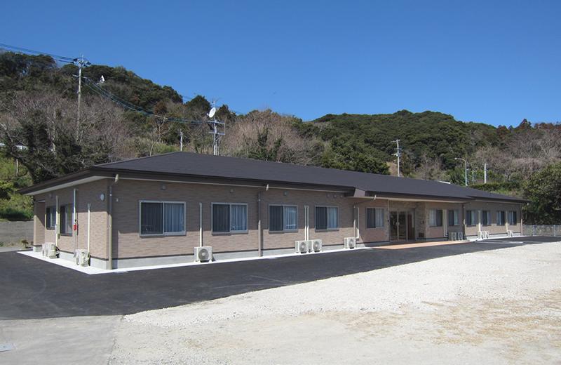 ケアホーム三京 新築工事