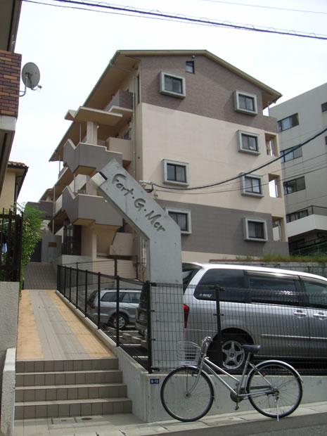 フォート・G・メール岡町 新築工事