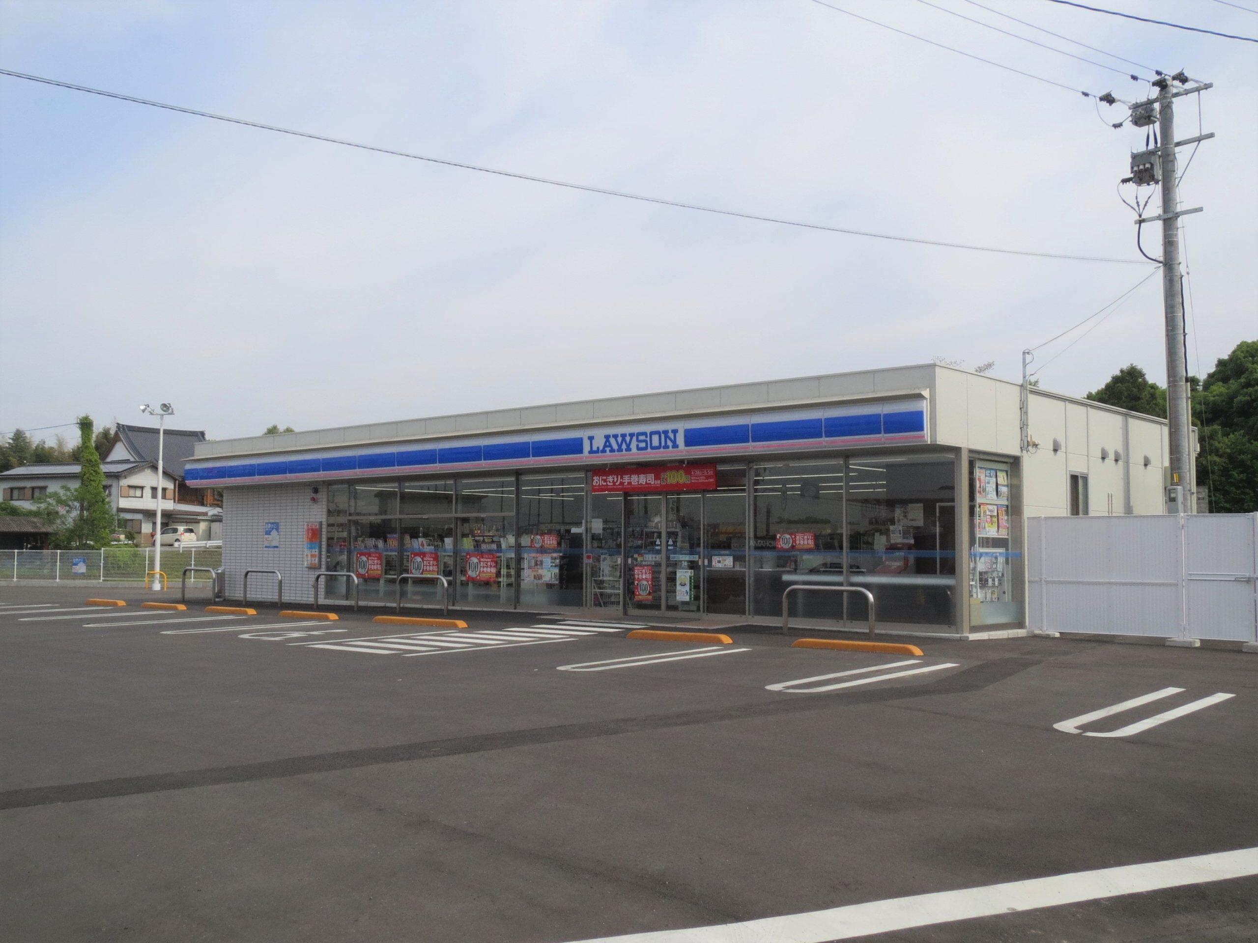 ローソン朝倉須川店 様