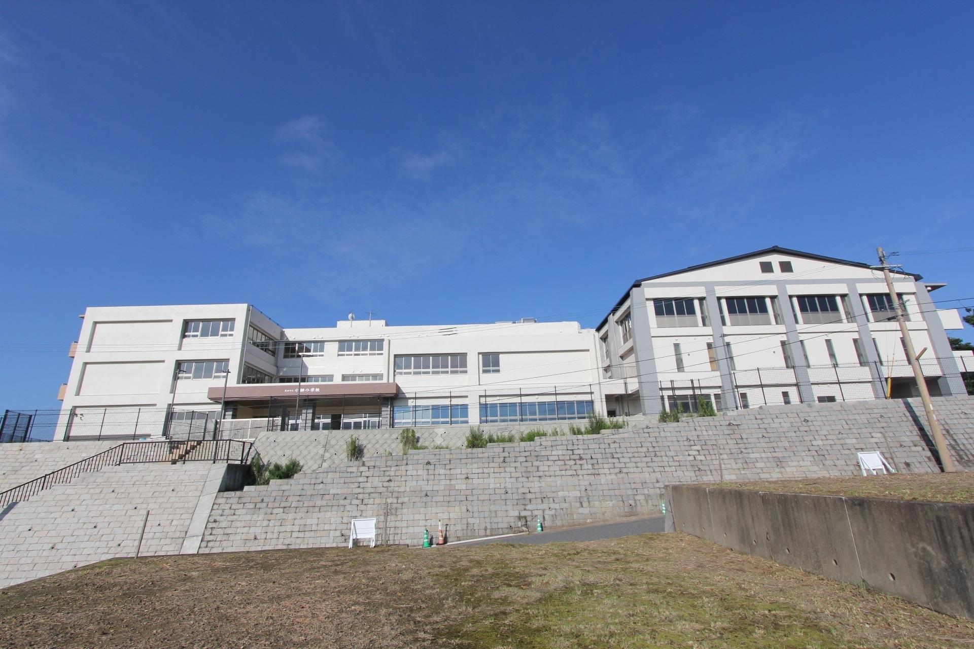 小榊小学校移転改築主体工事(1)