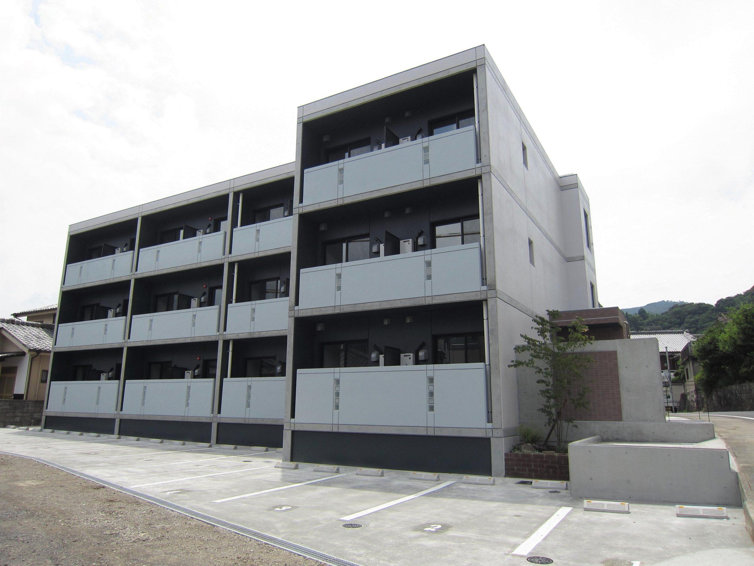 時津町AP 新築工事