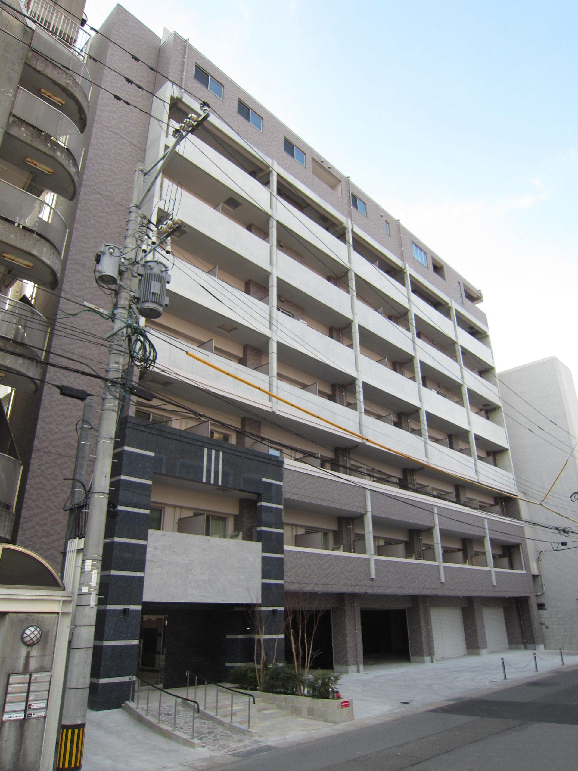 目覚町共同住宅 新築工事