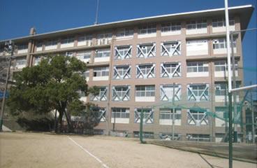 長崎工業高校第1棟耐震改修工事